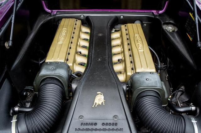 Hàng hiếm Lamborghini Diablo SE30 của ca sĩ Jay Kay rao bán giá chát - Ảnh 16.