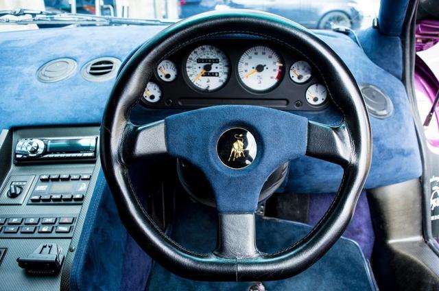 Hàng hiếm Lamborghini Diablo SE30 của ca sĩ Jay Kay rao bán giá chát - Ảnh 10.