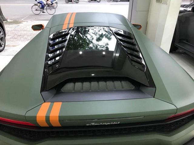 Lamborghini Huracan từng độ mâm bản giới hạn 273 triệu Đồng đang được chủ nhân rao bán - Ảnh 5.