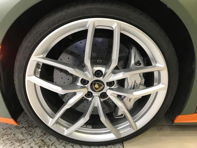 Lamborghini Huracan từng độ mâm bản giới hạn 273 triệu Đồng đang được chủ nhân rao bán - Ảnh 4.