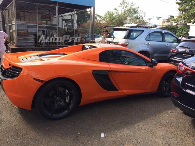 Tay chơi 8X Sài thành tậu McLaren 650S Spider chơi Tết - Ảnh 10.