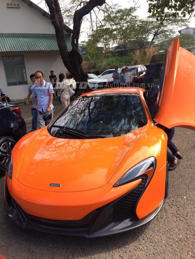 Tay chơi 8X Sài thành tậu McLaren 650S Spider chơi Tết - Ảnh 6.