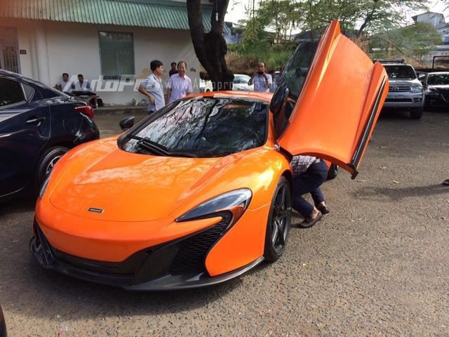 Tay chơi 8X Sài thành tậu McLaren 650S Spider chơi Tết - Ảnh 1.