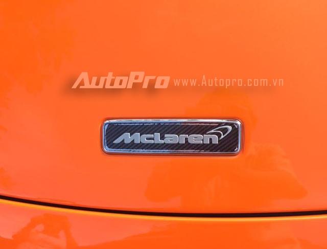 Tay chơi 8X Sài thành tậu McLaren 650S Spider chơi Tết - Ảnh 9.