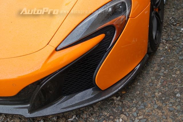 Tay chơi 8X Sài thành tậu McLaren 650S Spider chơi Tết - Ảnh 4.