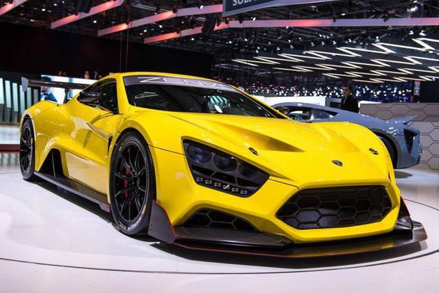 Những siêu xe hot sắp ra mắt tại triển lãm Geneva 2017 - Ảnh 11.