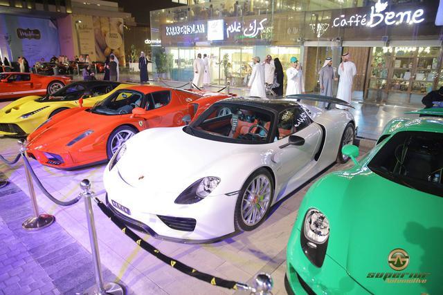 Chuỗi sự kiện Cars and Coffee lần thứ 10 diễn ra tại Ả-rập Xê-út - Ảnh 6.