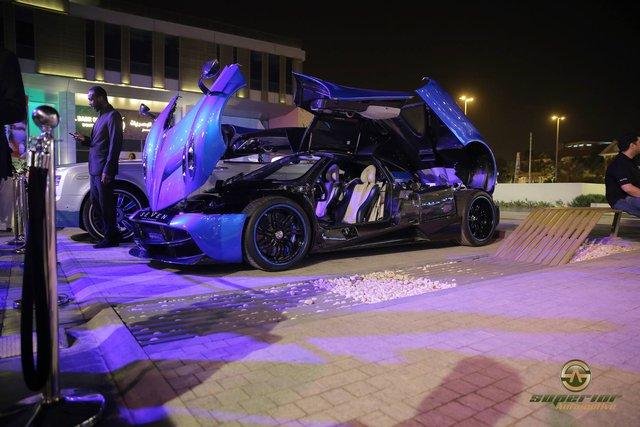 Chuỗi sự kiện Cars and Coffee lần thứ 10 diễn ra tại Ả-rập Xê-út - Ảnh 5.