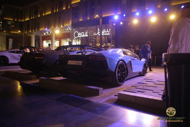 Chuỗi sự kiện Cars and Coffee lần thứ 10 diễn ra tại Ả-rập Xê-út - Ảnh 16.