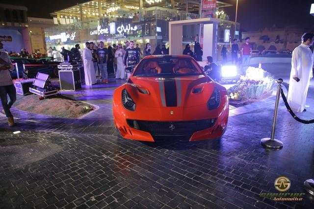 Chuỗi sự kiện Cars and Coffee lần thứ 10 diễn ra tại Ả-rập Xê-út - Ảnh 15.