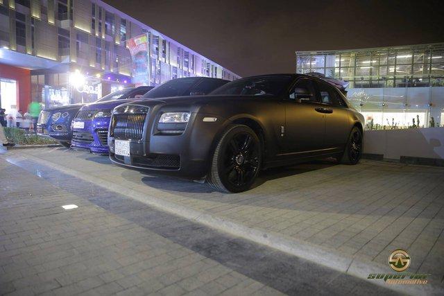 Chuỗi sự kiện Cars and Coffee lần thứ 10 diễn ra tại Ả-rập Xê-út - Ảnh 18.