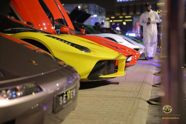 Chuỗi sự kiện Cars and Coffee lần thứ 10 diễn ra tại Ả-rập Xê-út - Ảnh 12.