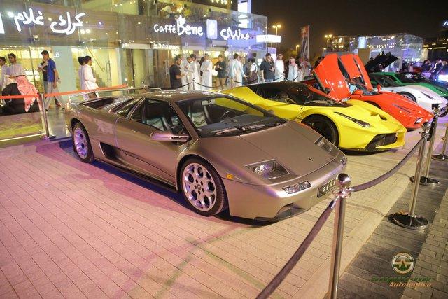 Chuỗi sự kiện Cars and Coffee lần thứ 10 diễn ra tại Ả-rập Xê-út - Ảnh 9.