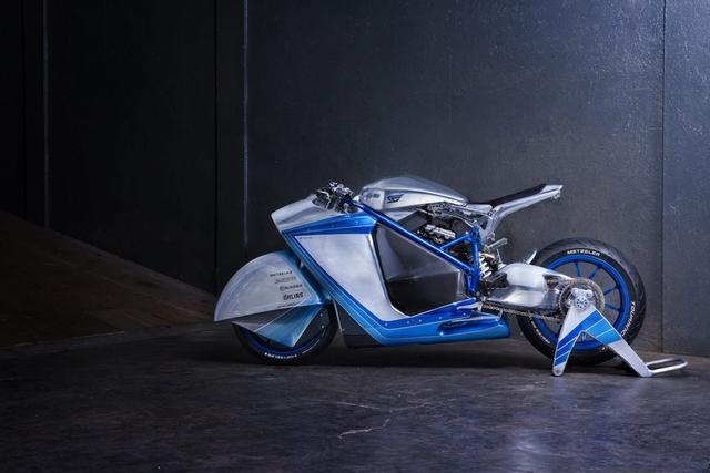 Project XG-848X: Chiếc Ducati bước ra từ phim viễn tưởng - Ảnh 2.