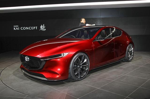 Ngắm ảnh thật của Mazda Kai - mẫu xe sexy khuấy đảo triển lãm Tokyo 2017 - Ảnh 2.
