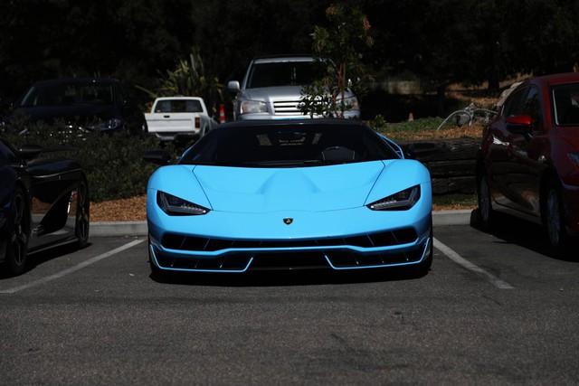 Những hình ảnh đẹp về dàn siêu xe triệu USD tại tuần lễ xe Monterey 2017 - Ảnh 10.