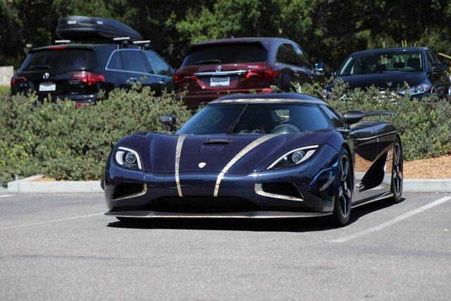 Những hình ảnh đẹp về dàn siêu xe triệu USD tại tuần lễ xe Monterey 2017 - Ảnh 9.