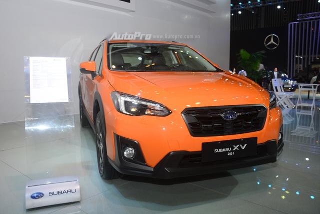 Cận cảnh Subaru XV 2018 có giá bán 1,55 tỷ Đồng tại Việt Nam - Ảnh 20.