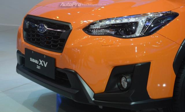 Cận cảnh Subaru XV 2018 có giá bán 1,55 tỷ Đồng tại Việt Nam - Ảnh 17.