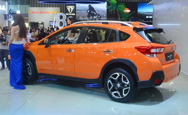 Cận cảnh Subaru XV 2018 có giá bán 1,55 tỷ Đồng tại Việt Nam - Ảnh 18.