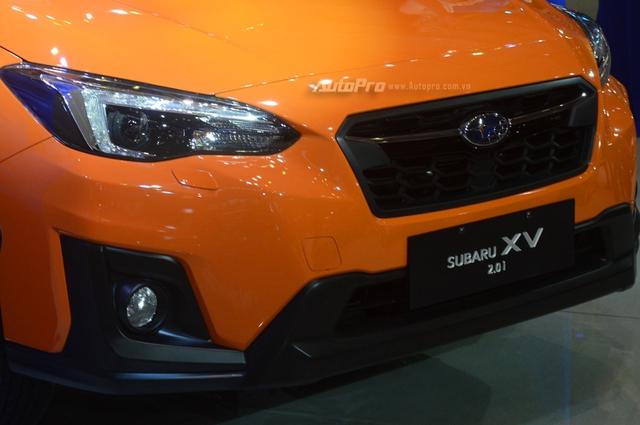 Cận cảnh Subaru XV 2018 có giá bán 1,55 tỷ Đồng tại Việt Nam - Ảnh 8.