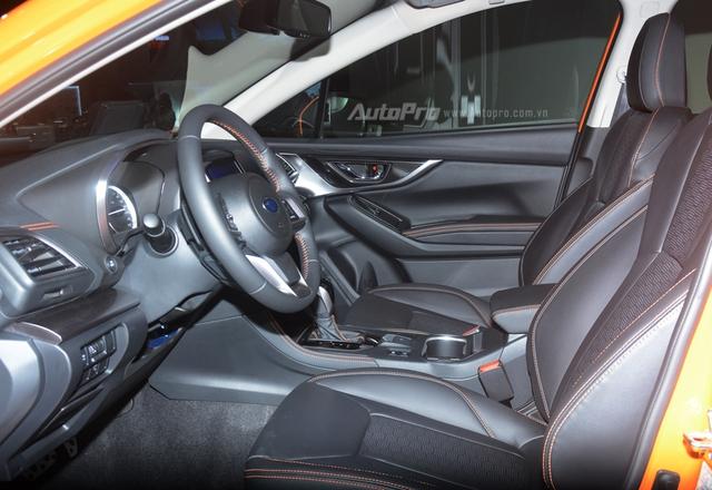 Cận cảnh Subaru XV 2018 có giá bán 1,55 tỷ Đồng tại Việt Nam - Ảnh 16.