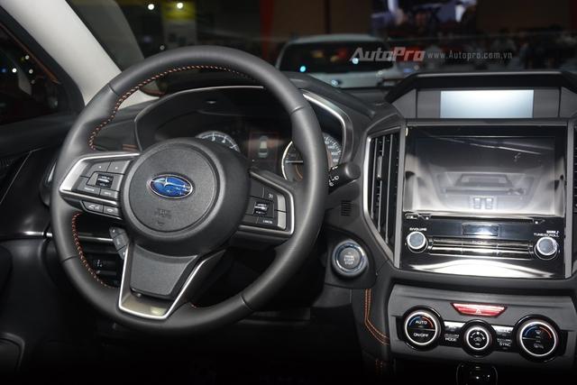 Cận cảnh Subaru XV 2018 có giá bán 1,55 tỷ Đồng tại Việt Nam - Ảnh 14.
