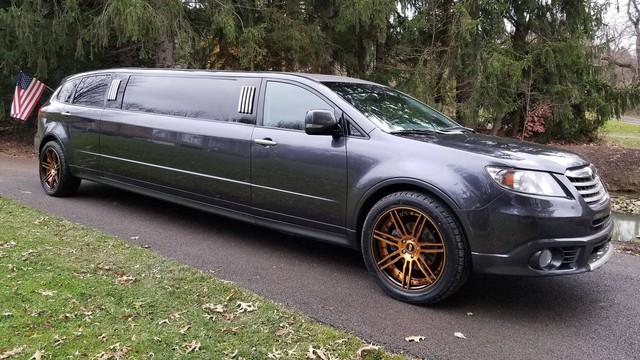 """SUV limousine của Subaru được bán lại với giá tương đương Mercedes-Benz GLC """"đập thùng"""" - Ảnh 2."""