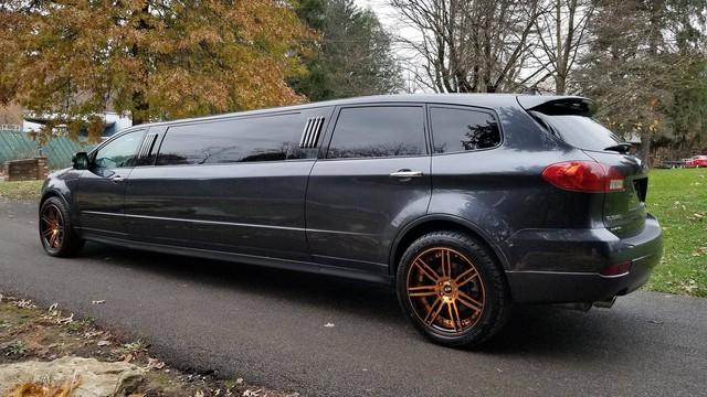 """SUV limousine của Subaru được bán lại với giá tương đương Mercedes-Benz GLC """"đập thùng"""" - Ảnh 4."""