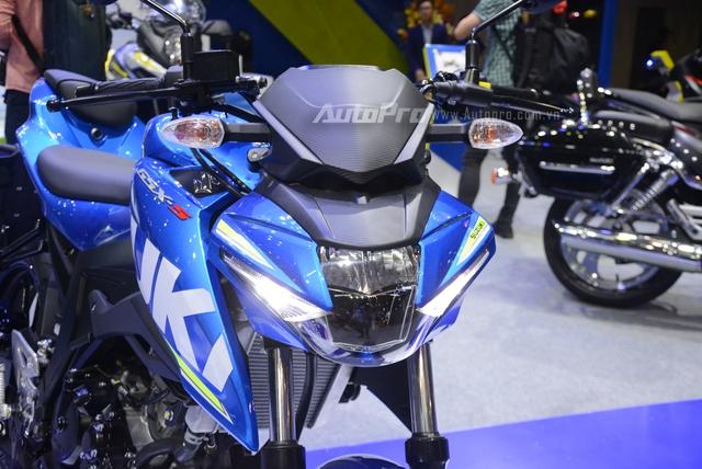 Cận cảnh Suzuki GSX-S150, đối thủ chính của Yamaha TFX 150 tại Việt Nam - Ảnh 7.