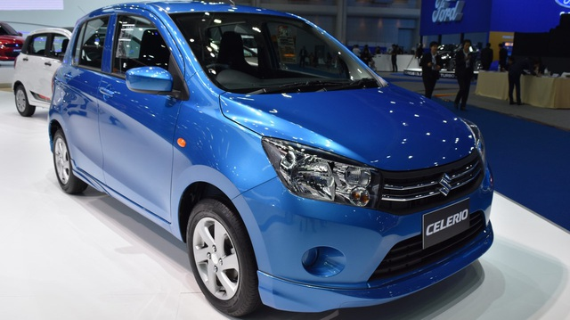 Suzuki Celerio - Lựa chọn mới cho người Việt trong phân khúc xe giá rẻ