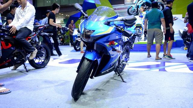 Honda CBR150R đè bẹp Yamaha R15 và Suzuki GSX-R150 ở phân khúc 150 cc - Ảnh 2.