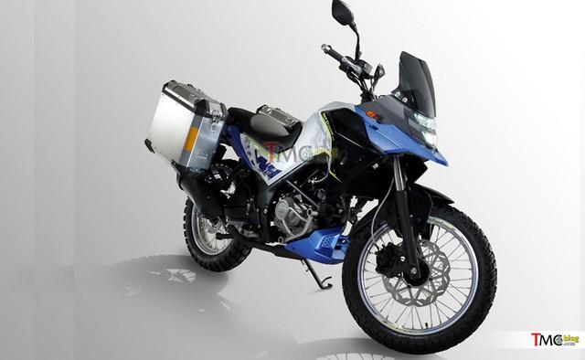 SYM Trazer 200 - Xe adventure cho người mới chơi mô tô - Ảnh 3.