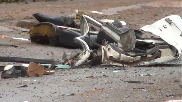 Bình Dương: Hung thần xe ben gây tai nạn liên hoàn khiến 1 phụ nữ tử vong ngay tại chỗ - Ảnh 2.