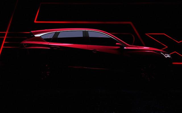 Honda nhá hàng Acura RDX hoàn toàn mới, cạnh tranh Mercedes-Benz GLC - Ảnh 1.