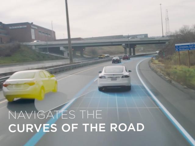 Những điều ấn tượng nhất mà xe tự lái Tesla có thể làm được - Ảnh 5.