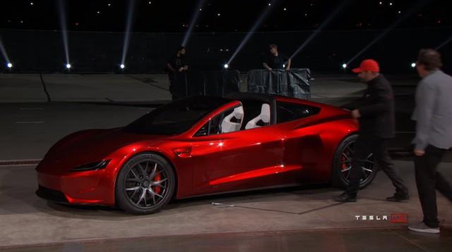 Tesla Roadster gây sốc khi tăng tốc từ 0-96 km/h chỉ trong 1,9 giây - Ảnh 7.