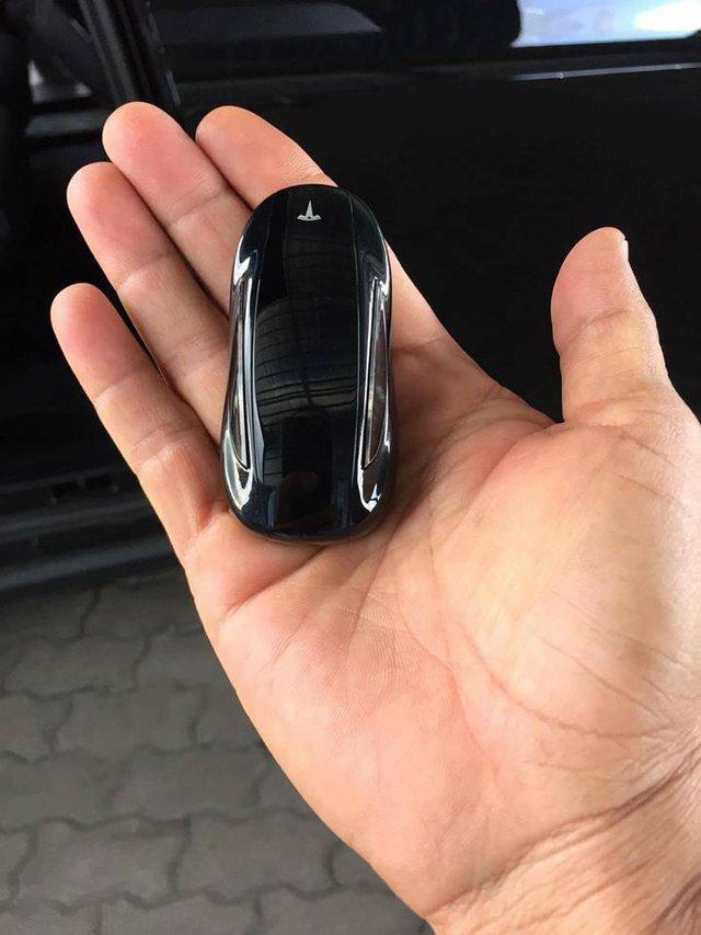 SUV điện Tesla Model X P100D thứ 2 cập bến tại Việt Nam, giá từ 8 tỷ Đồng - Ảnh 6.
