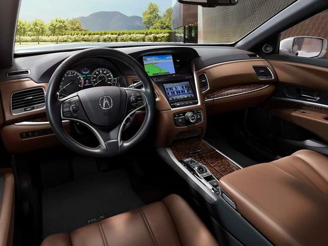 10 mẫu sedan sở hữu công nghệ ấn tượng nhất 2017 - Ảnh 17.