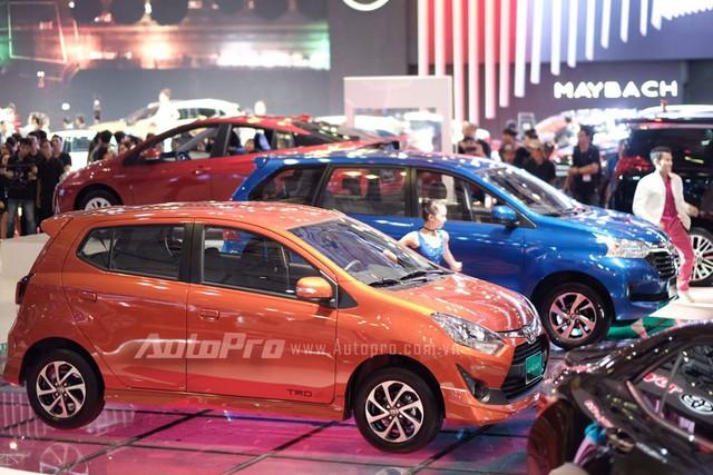 Trực tiếp: Toyota tung MPV hạng sang Alphard - Xe nhỏ Toyota Wigo thách thức Hyundai i10 - Ảnh 3.