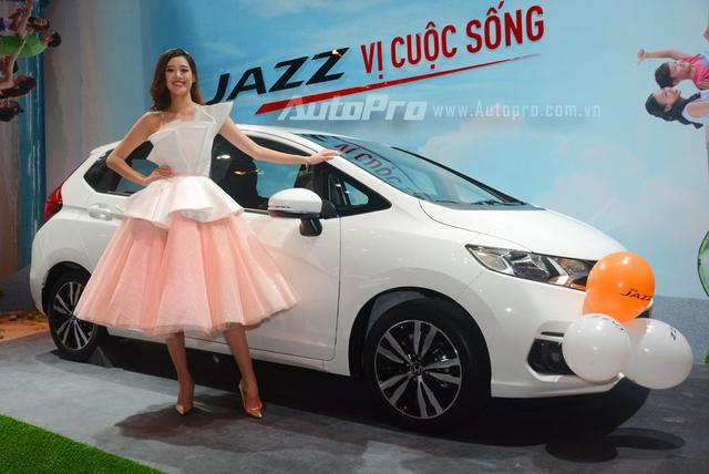 Chi tiết Honda Jazz sẽ được bán ra thị trường Việt Nam vào quý I năm sau - Ảnh 1.