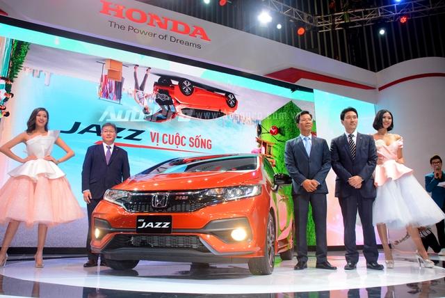 Chi tiết Honda Jazz sẽ được bán ra thị trường Việt Nam vào quý I năm sau - Ảnh 2.