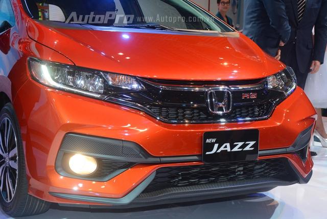 Chi tiết Honda Jazz sẽ được bán ra thị trường Việt Nam vào quý I năm sau - Ảnh 6.