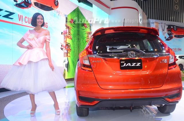 Chi tiết Honda Jazz sẽ được bán ra thị trường Việt Nam vào quý I năm sau - Ảnh 7.