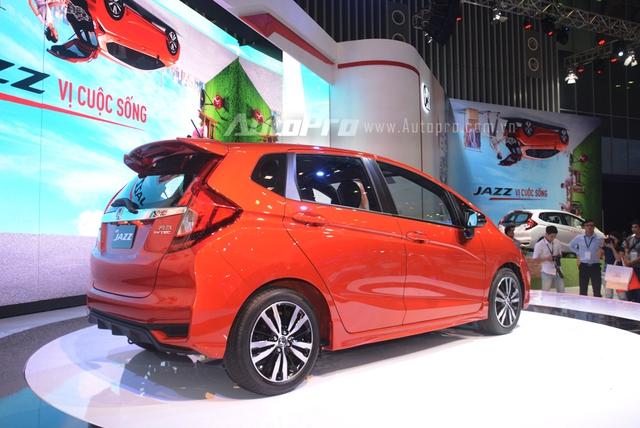 Chi tiết Honda Jazz sẽ được bán ra thị trường Việt Nam vào quý I năm sau - Ảnh 5.