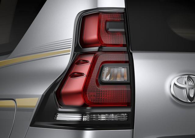 Đấu Ford Explorer, Toyota Land Cruiser Prado bản nâng cấp mới có giá hơn 2,2 tỷ đồng - Ảnh 4.