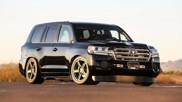 Toyota Land Cruiser 2.000 mã lực trở thành chiếc SUV nhanh nhất thế giới