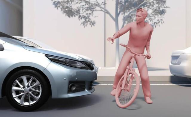 Ô tô Toyota sẽ mang công nghệ an toàn như Lexus - Ảnh 1.
