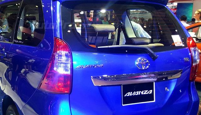 MPV giá rẻ và bán chạy Toyota Avanza sẽ phân phối chính hãng vào năm sau - Ảnh 9.