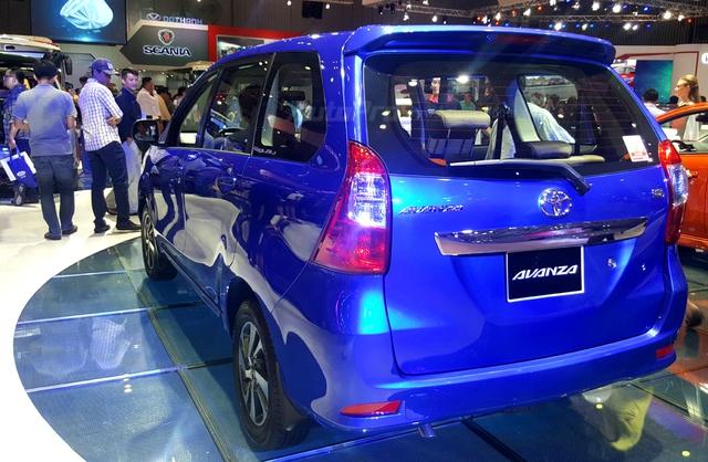 MPV giá rẻ và bán chạy Toyota Avanza sẽ phân phối chính hãng vào năm sau - Ảnh 6.